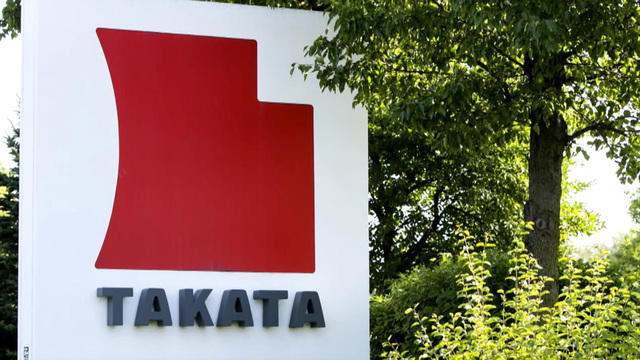 Takata Air Bags Recall Expands To 3.3 Million Vehicles   Recall List, What  Do To, More From NHTSA   CBS News