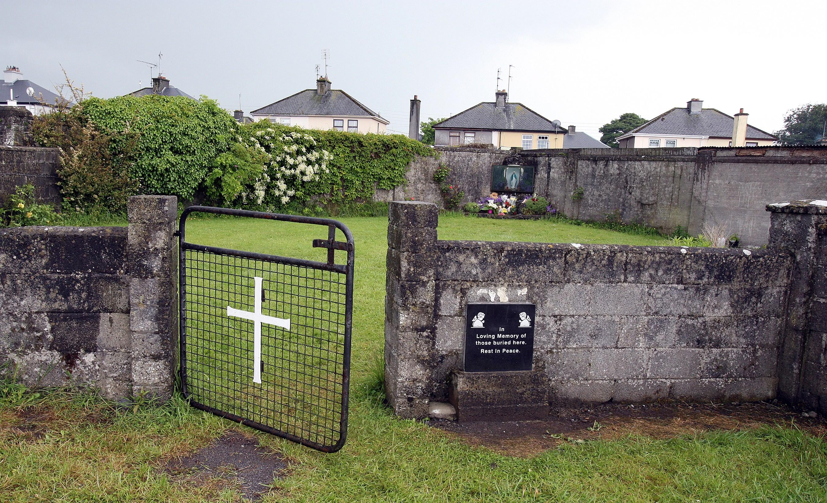 Image result for tuam ireland mass grave
