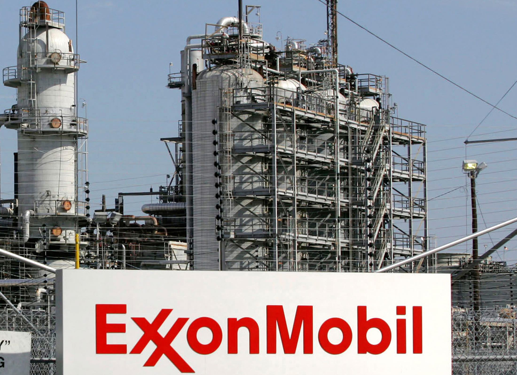 ExxonMobil sues administration to stop $2M fine over