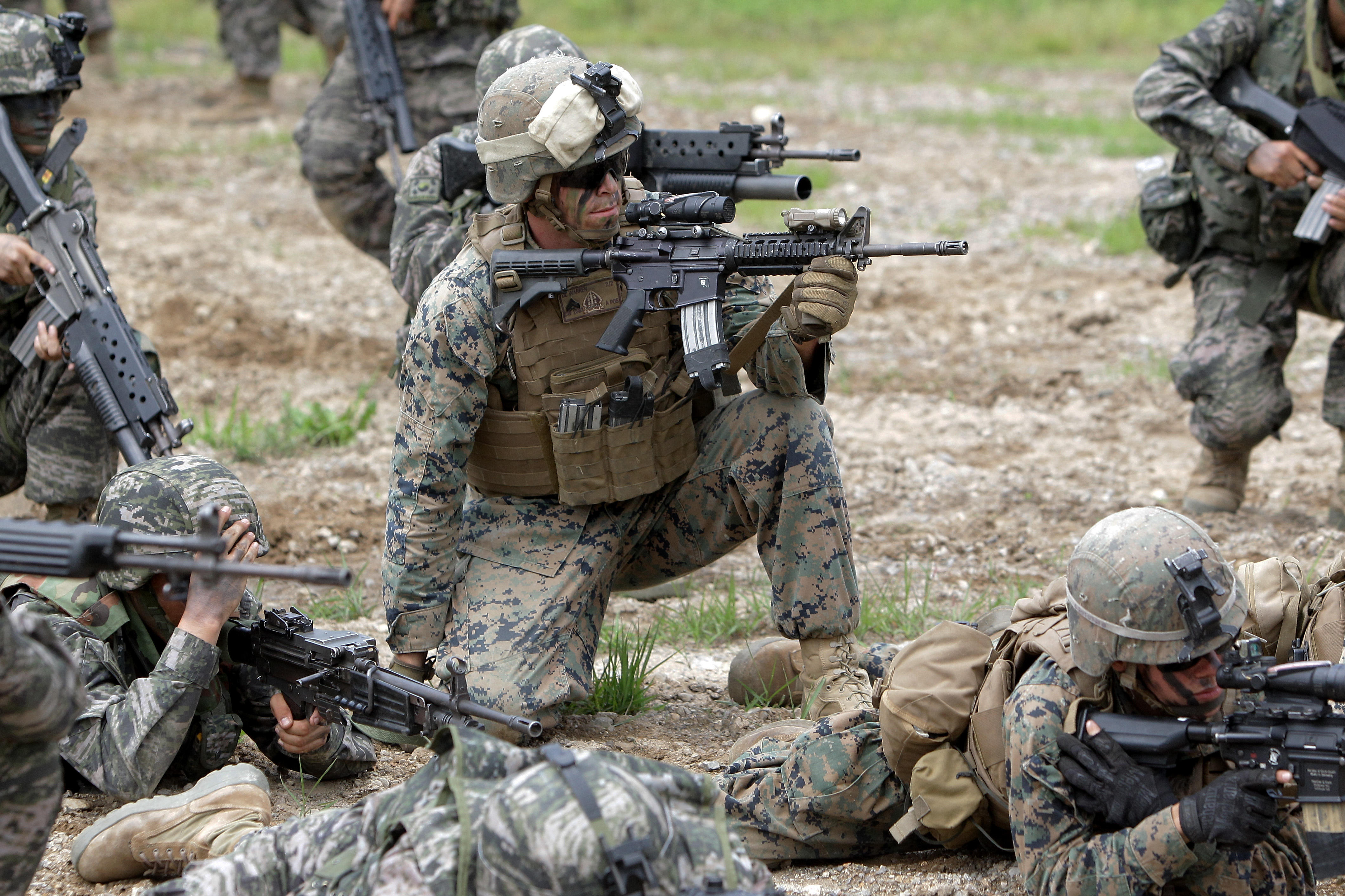 Women In Combat Testimony from a Marine Corps General's Opinion