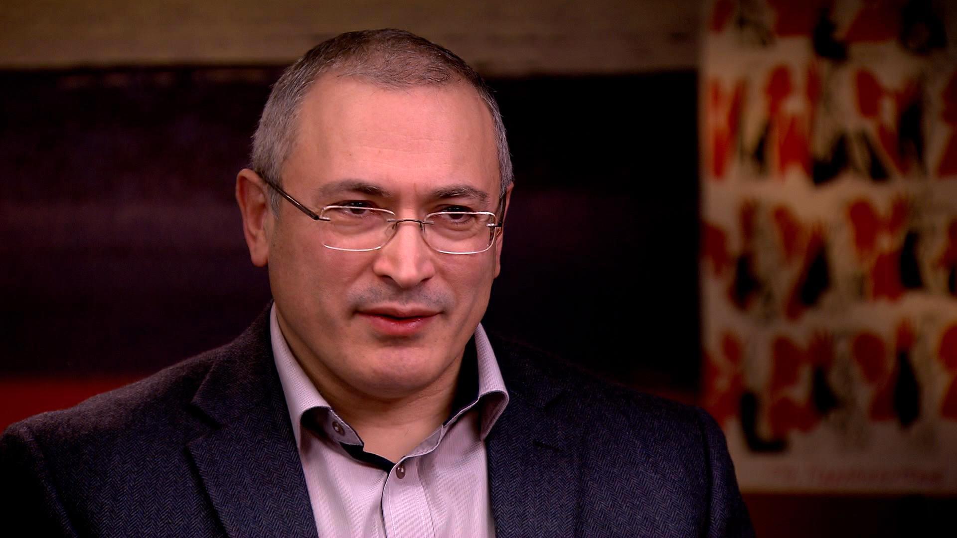 Vladimir Putin foe Mikhail Khodorkovsky exposes Russia elite's