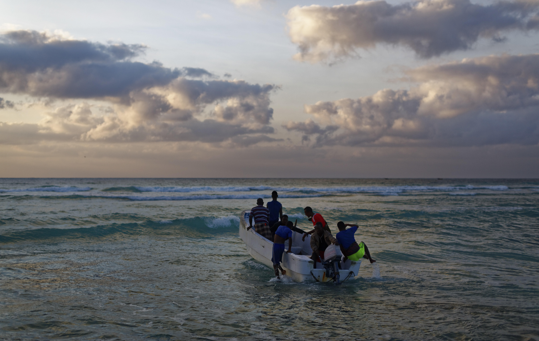Somalia piracy blamed on illegal fishing as Somali pirates