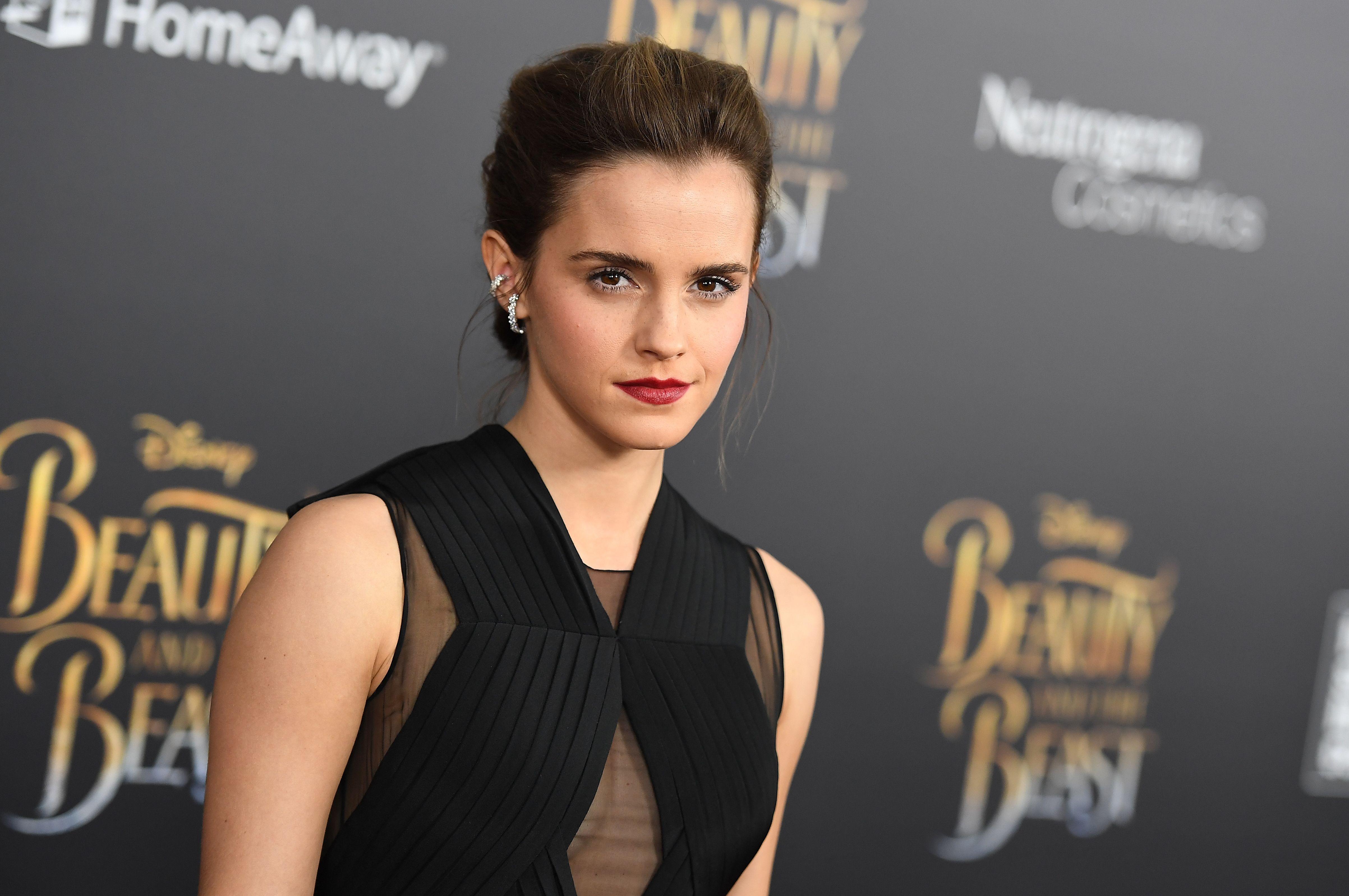Emma Watson Leaked Photos