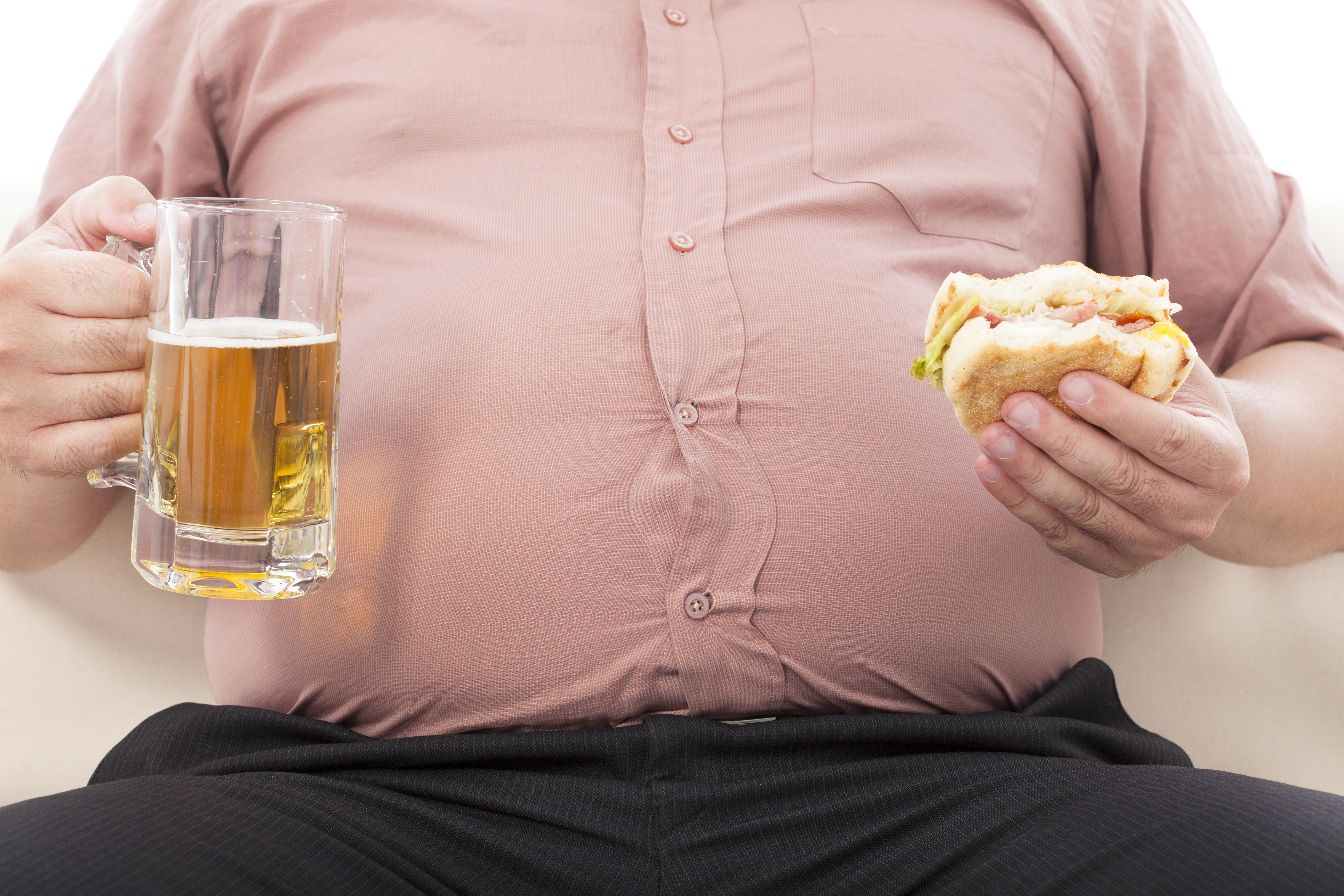 Overweight 20-somethings are at increased risk for