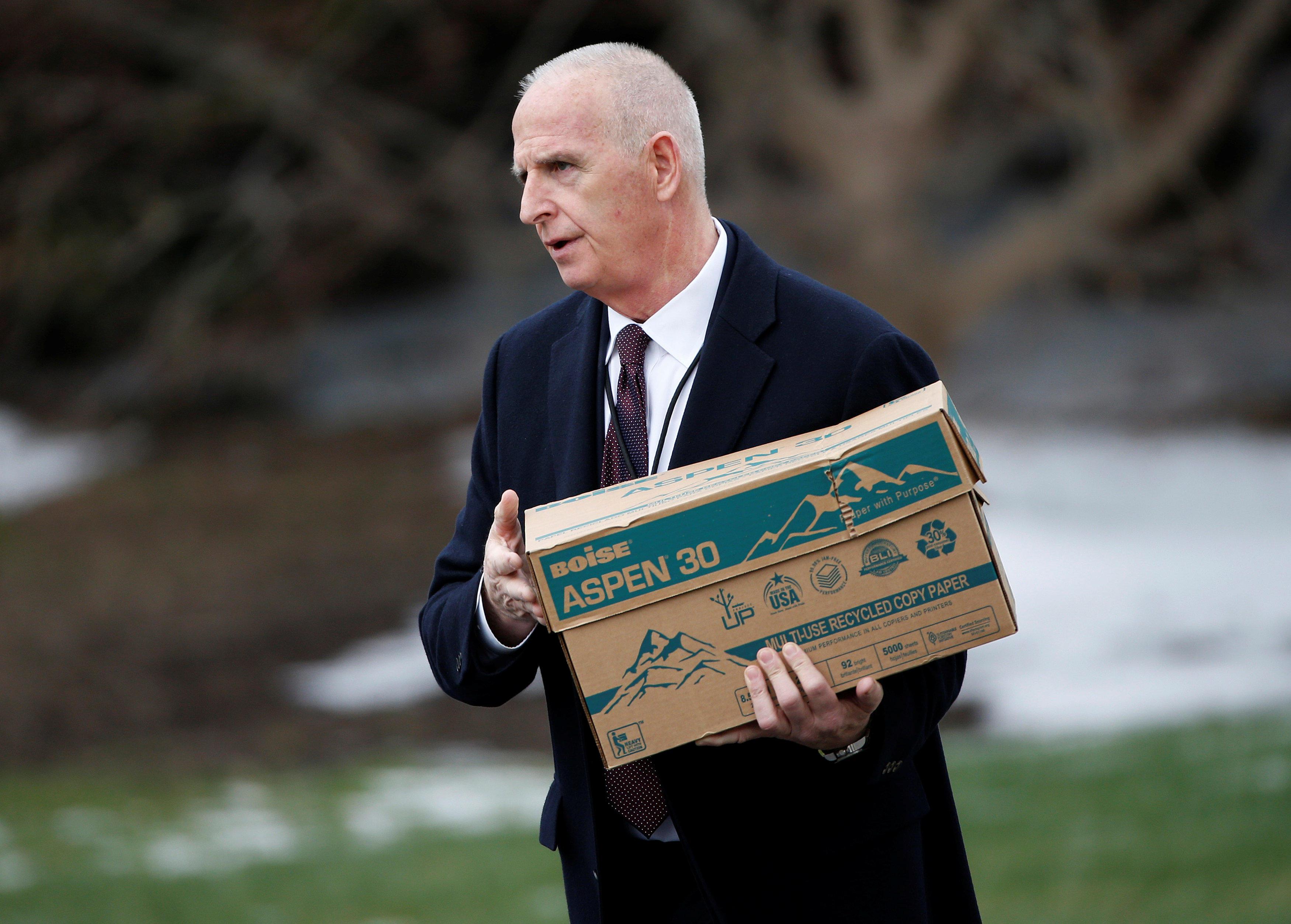 Former Bodyguard Keith Schiller Maintains Role As Top Trump