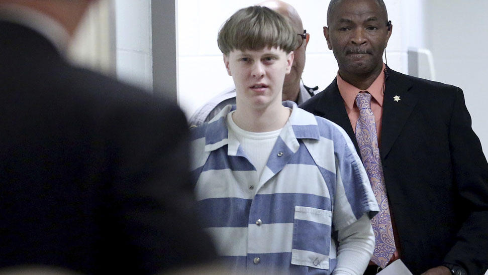 Dylann Roof Charleston Church Shooter Gets Nine Life