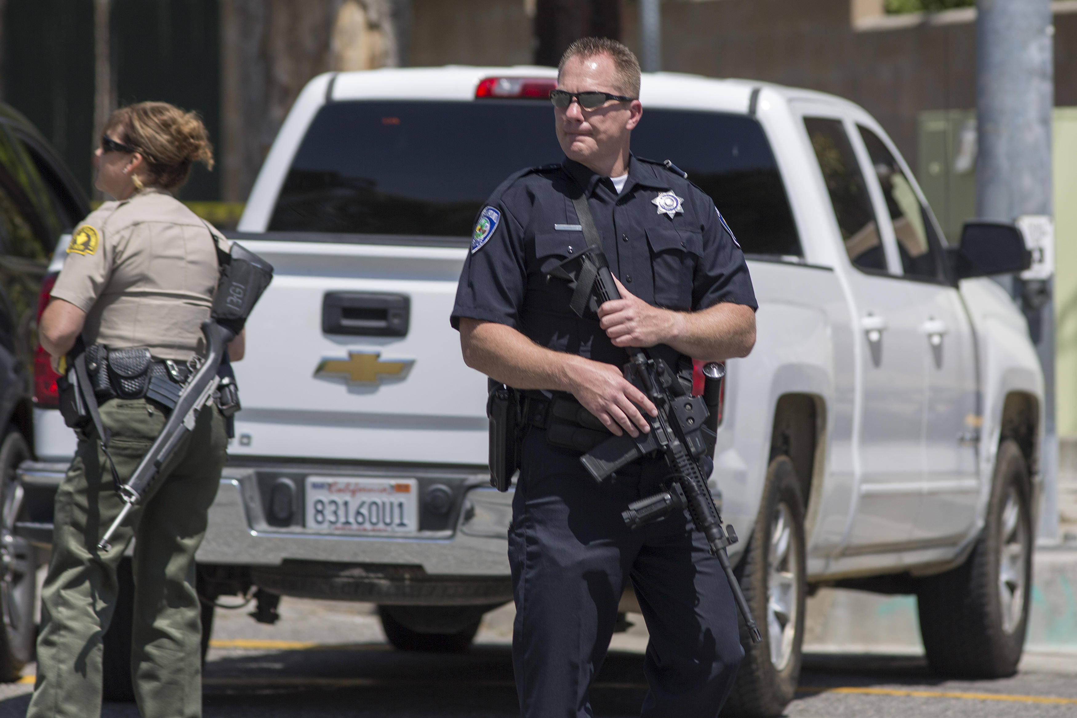 San Bernardino: 3 dead in North Park Elementary School