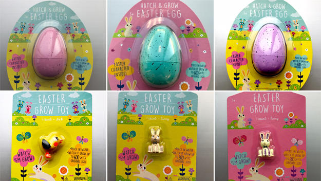 Toys Easter Magazine : Target recalls water absorbing easter and dino toys for