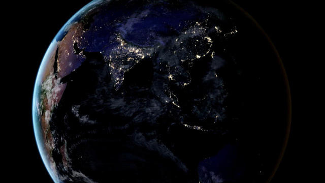 Black marble nasa releases stunning image of earth as seen from black marble nasa releases stunning image of earth as seen from space at night cbs news gumiabroncs Image collections