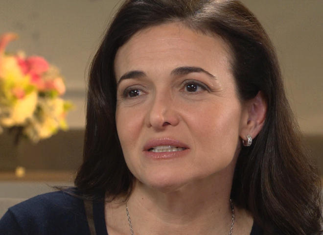 Sheryl Sandberg On Living Option B on 3