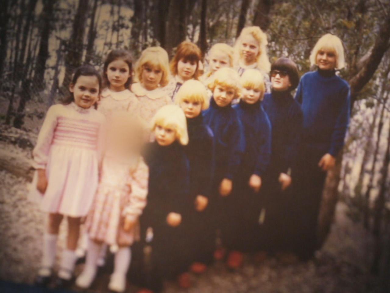 Adult children of dating widows in Australia