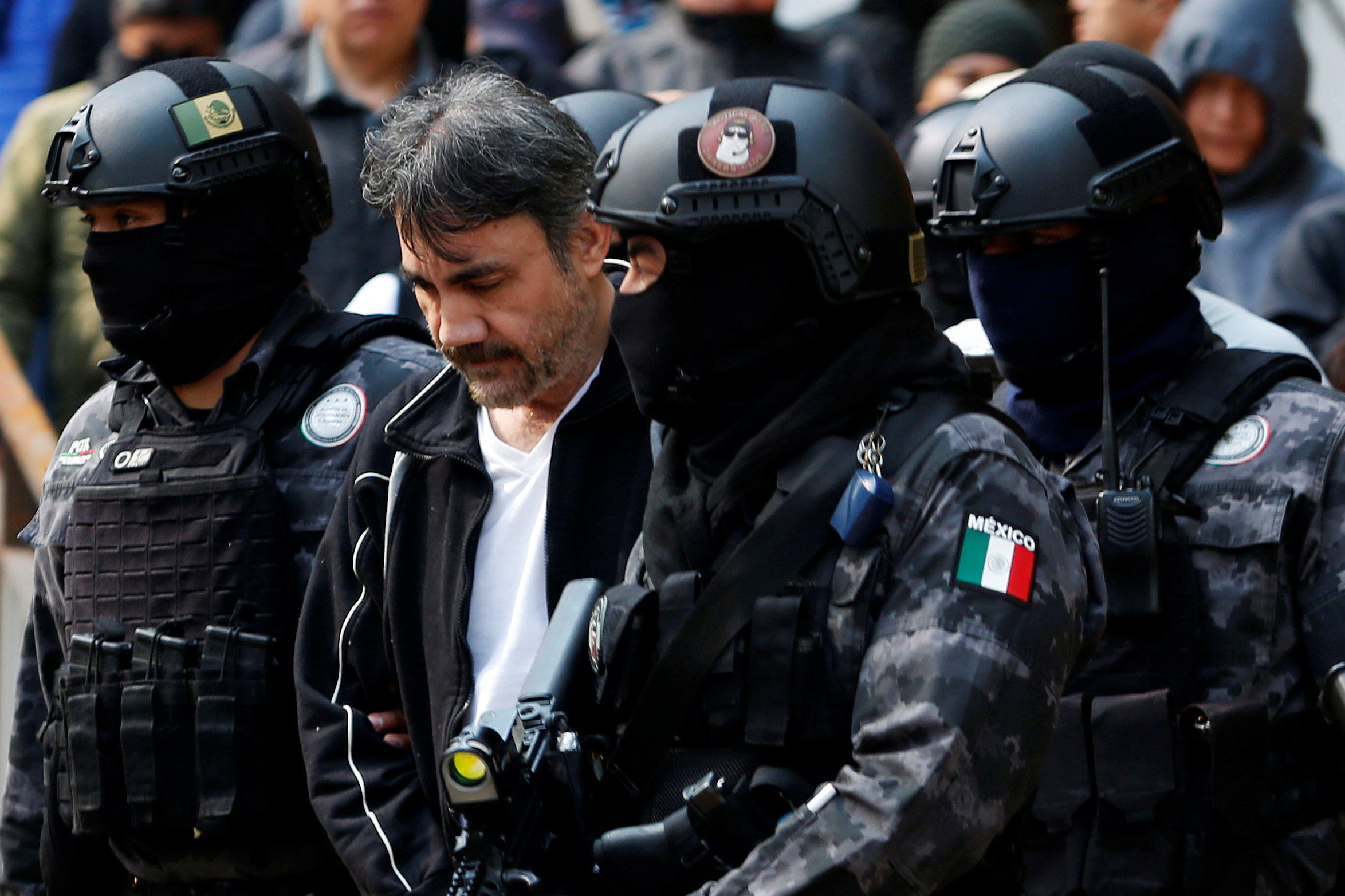 mexico captures sinaloa cartel leader damaso lopez