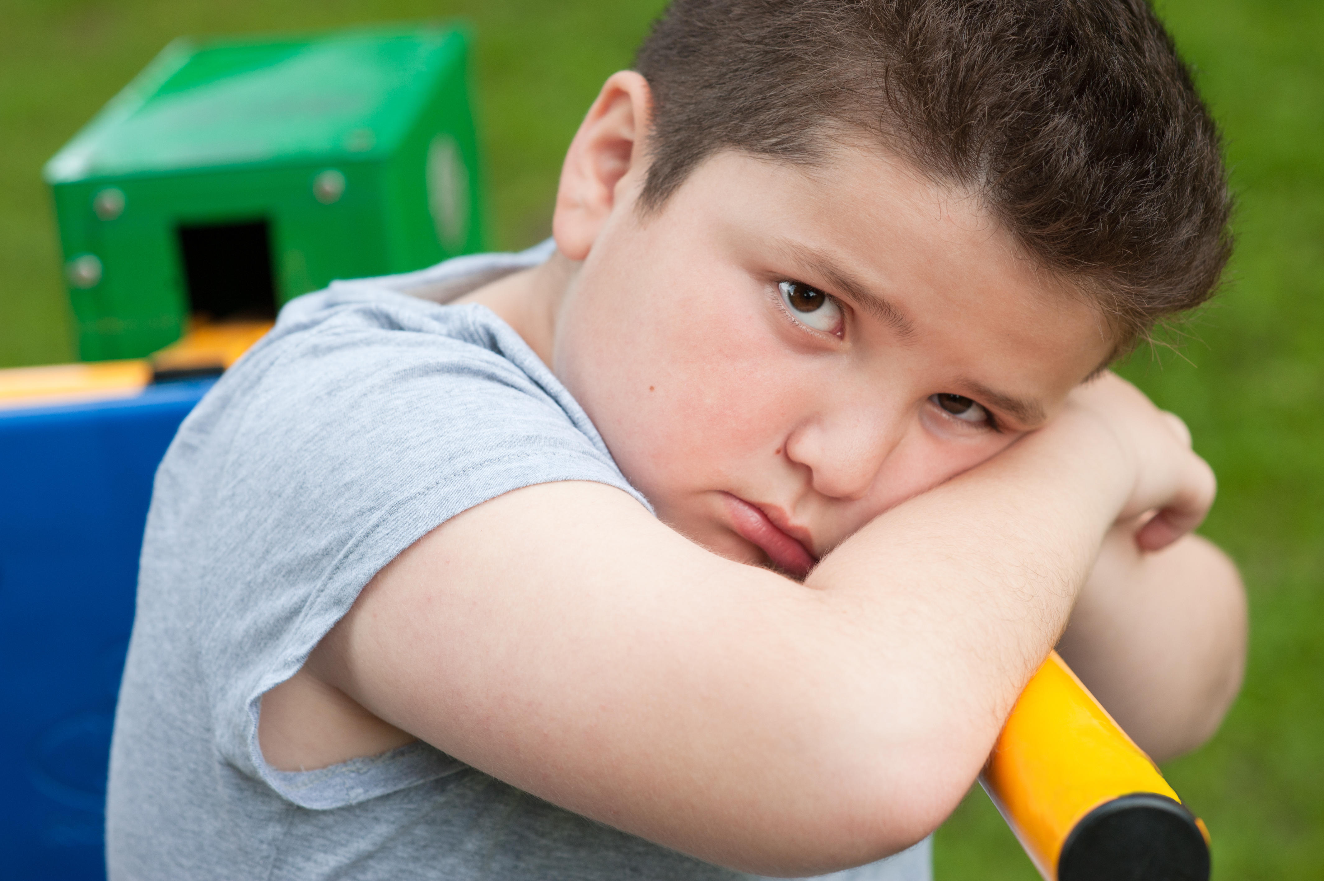 Helping Childrean At High Risk For >> Overweight Kids Face Higher Risk For Depression As Adults Cbs News