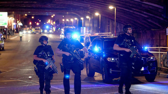 Manchester Bombing Suspect Identified Latest On Investigation Cbs