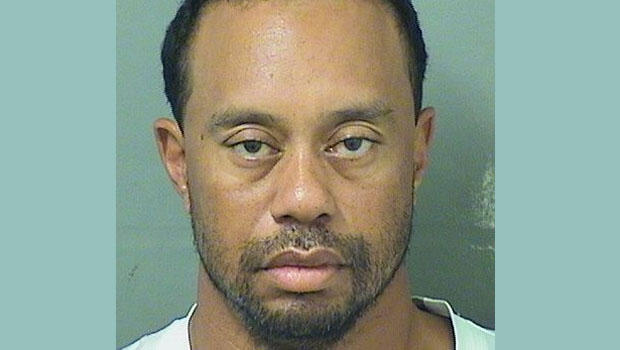 Tiger Woods had 5 drugs in system during DUI arrest