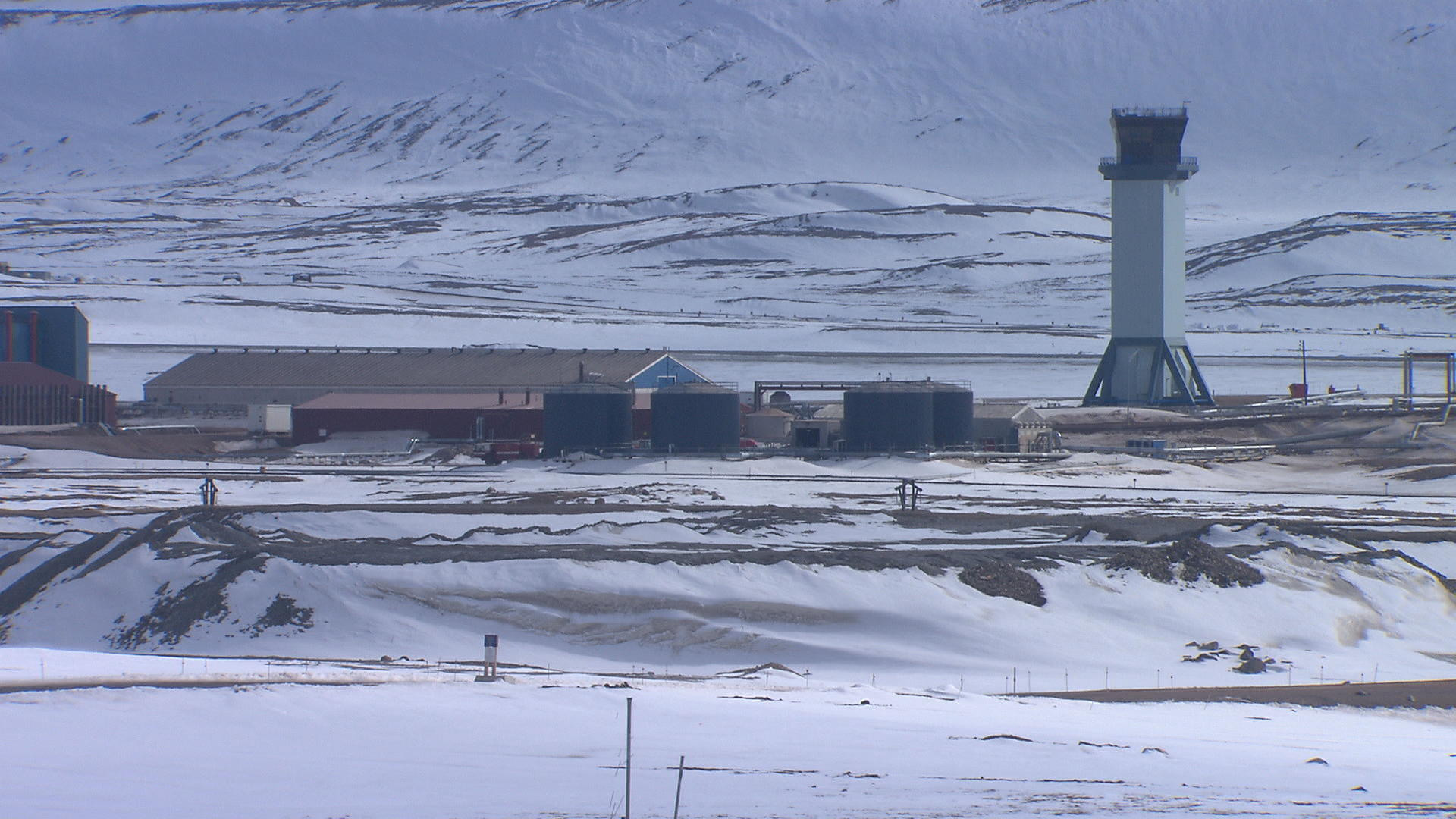 US Arctic air base upgraded amid growing missile threats