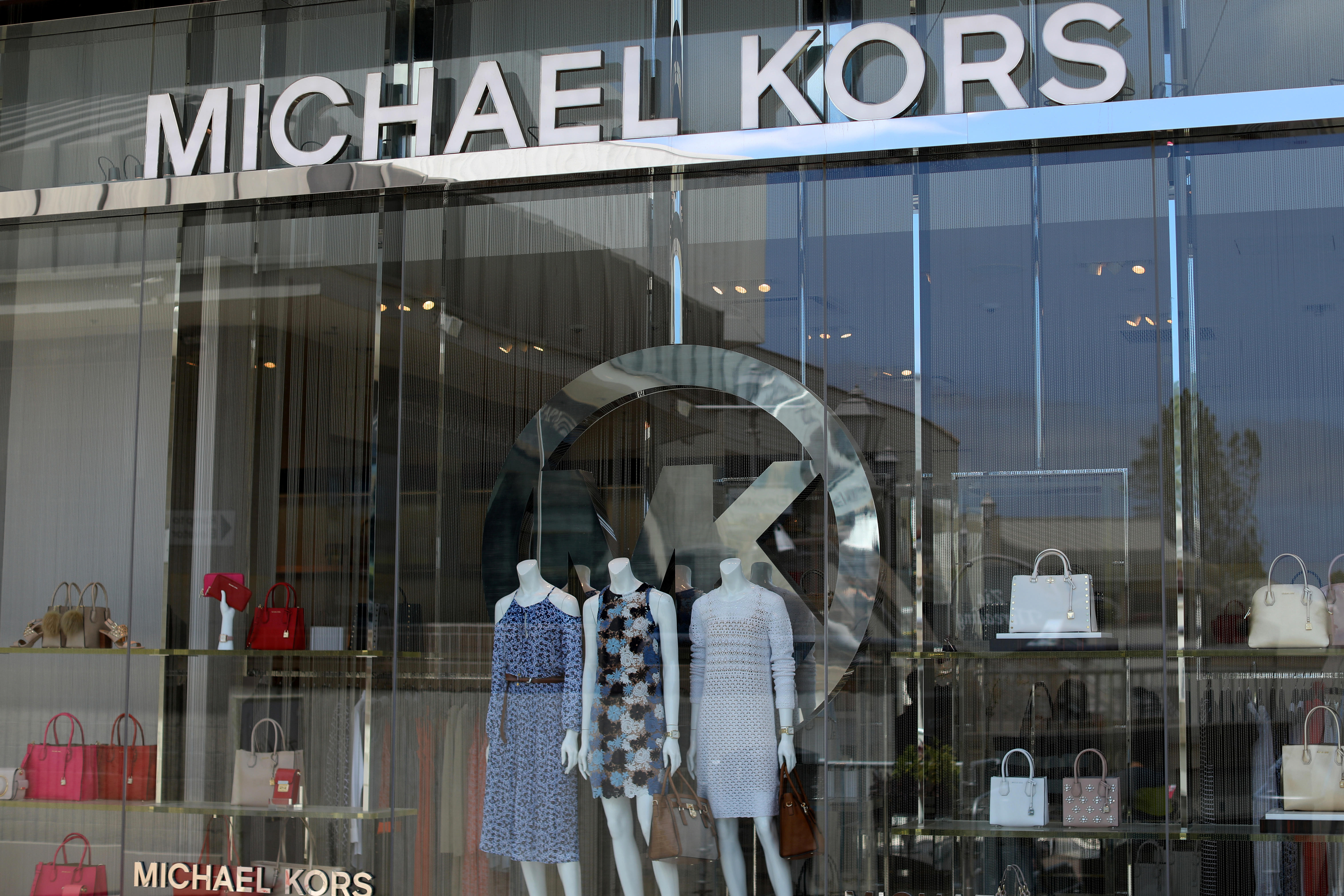 52a5cbb4f3b9 Michael Kors buying Versace fashion house for  2 billion - CBS News