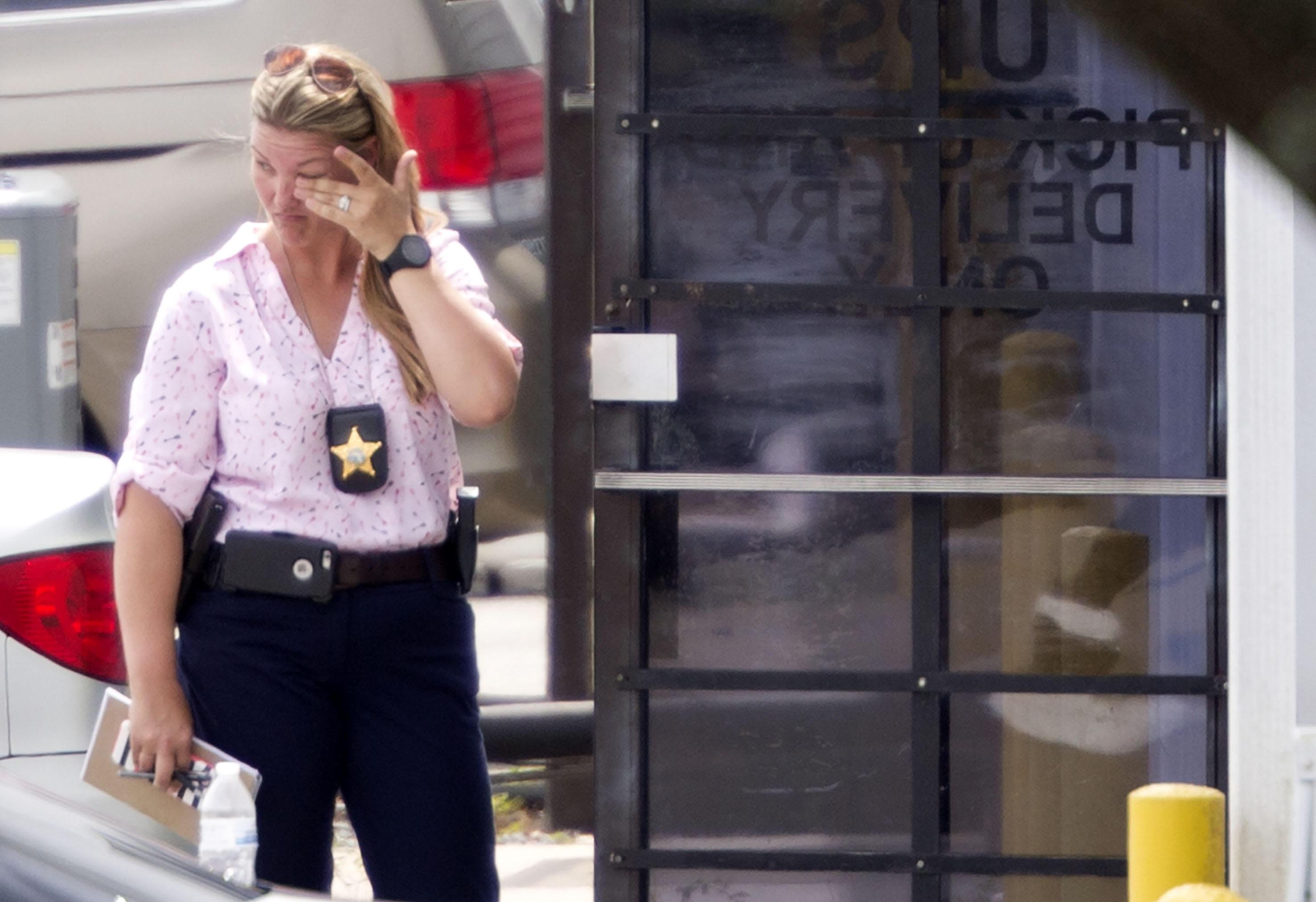 Orlando Shooting Gunman Kills 5 At Former Workplace