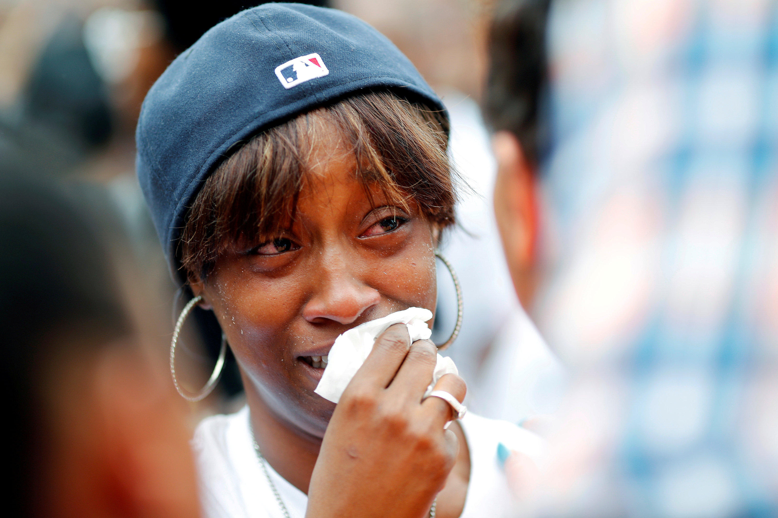 Girlfriend of Philando Castile says fear led her to livestream