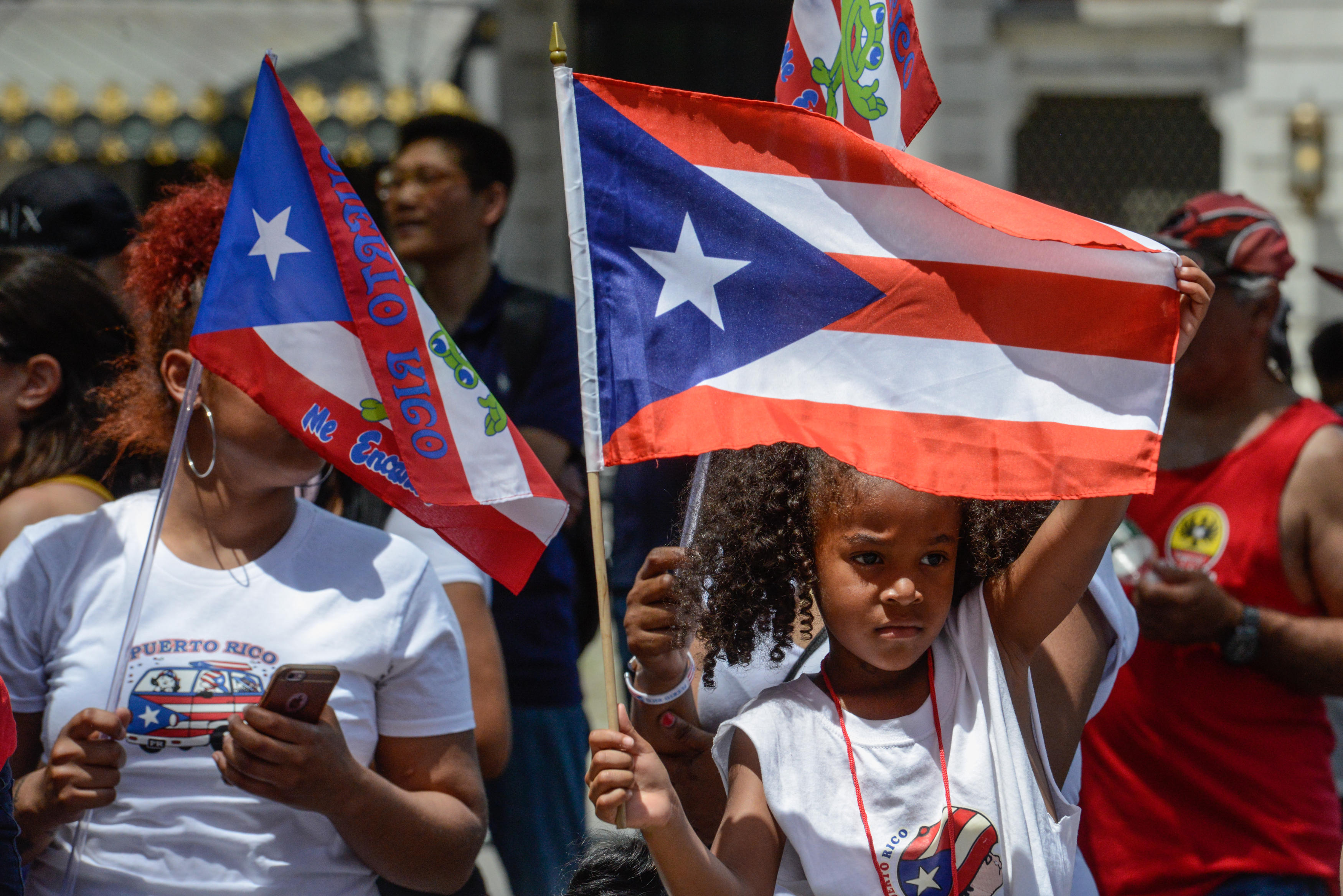 Puerto rican day parade in new york highlights post hurricane pride