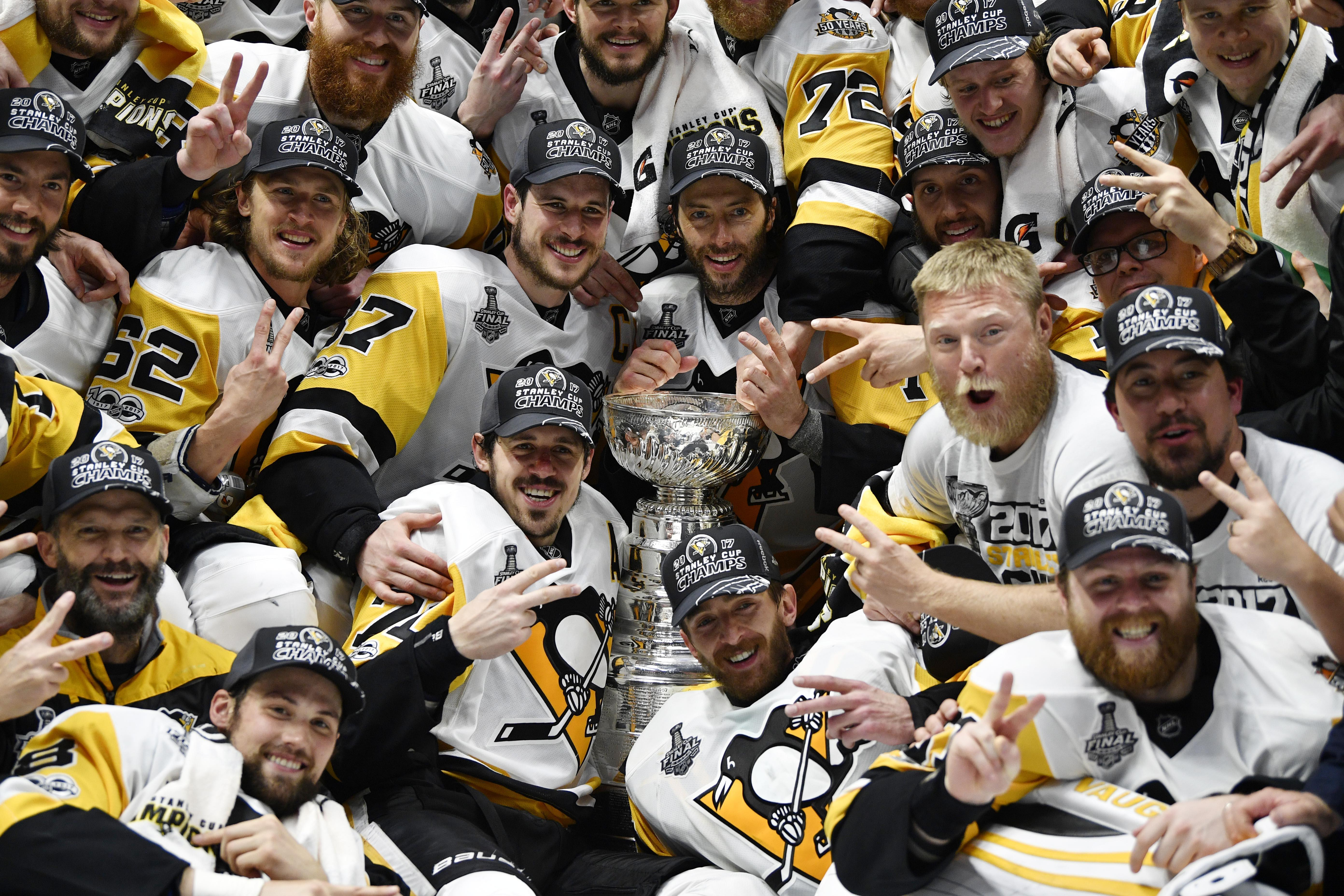 Pittsburgh Penguins win 2nd straight Stanley Cup title with 2-0 win over Nashville  Preds b55dd6b89