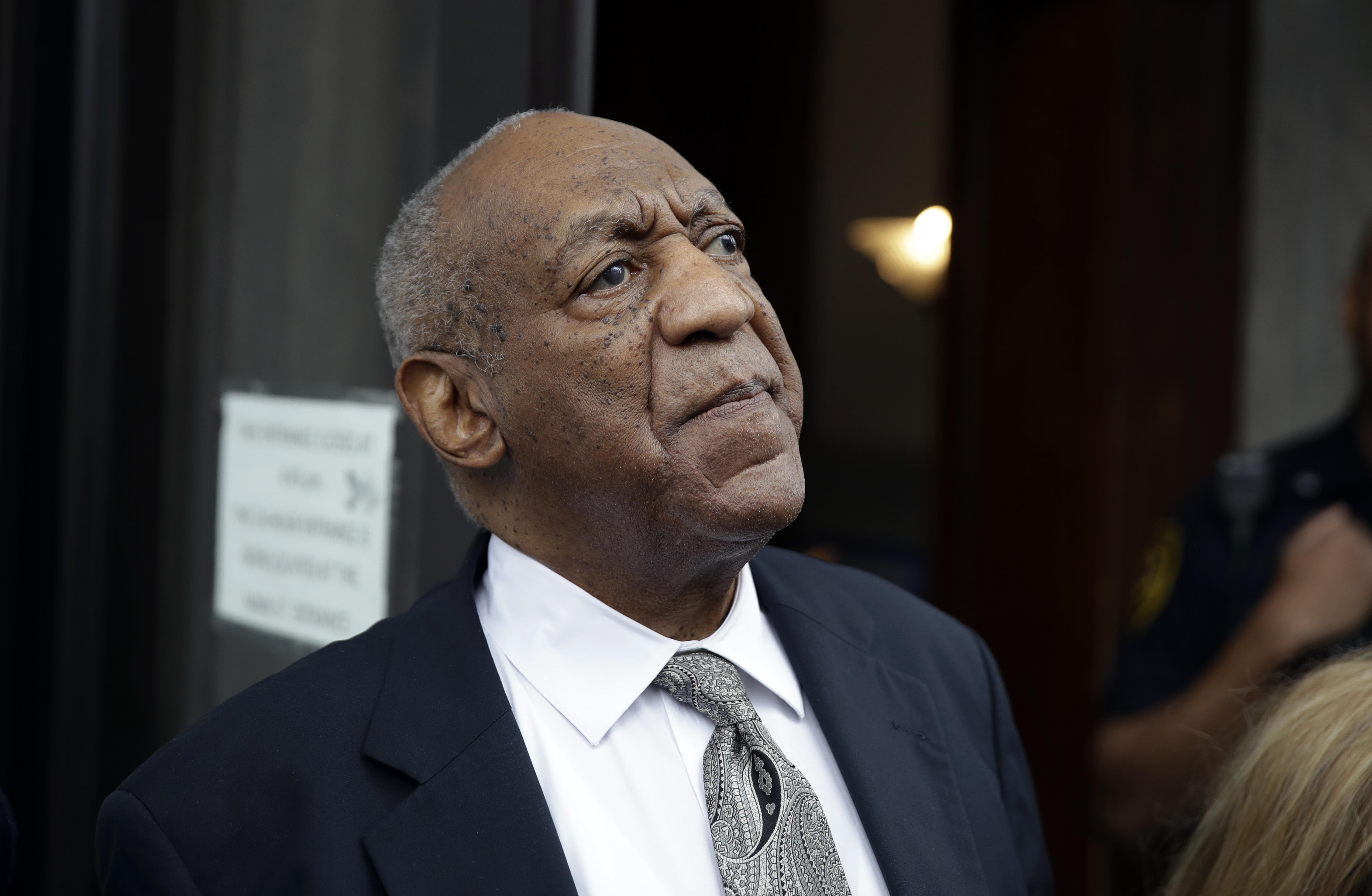 Attorney Bill Cosby