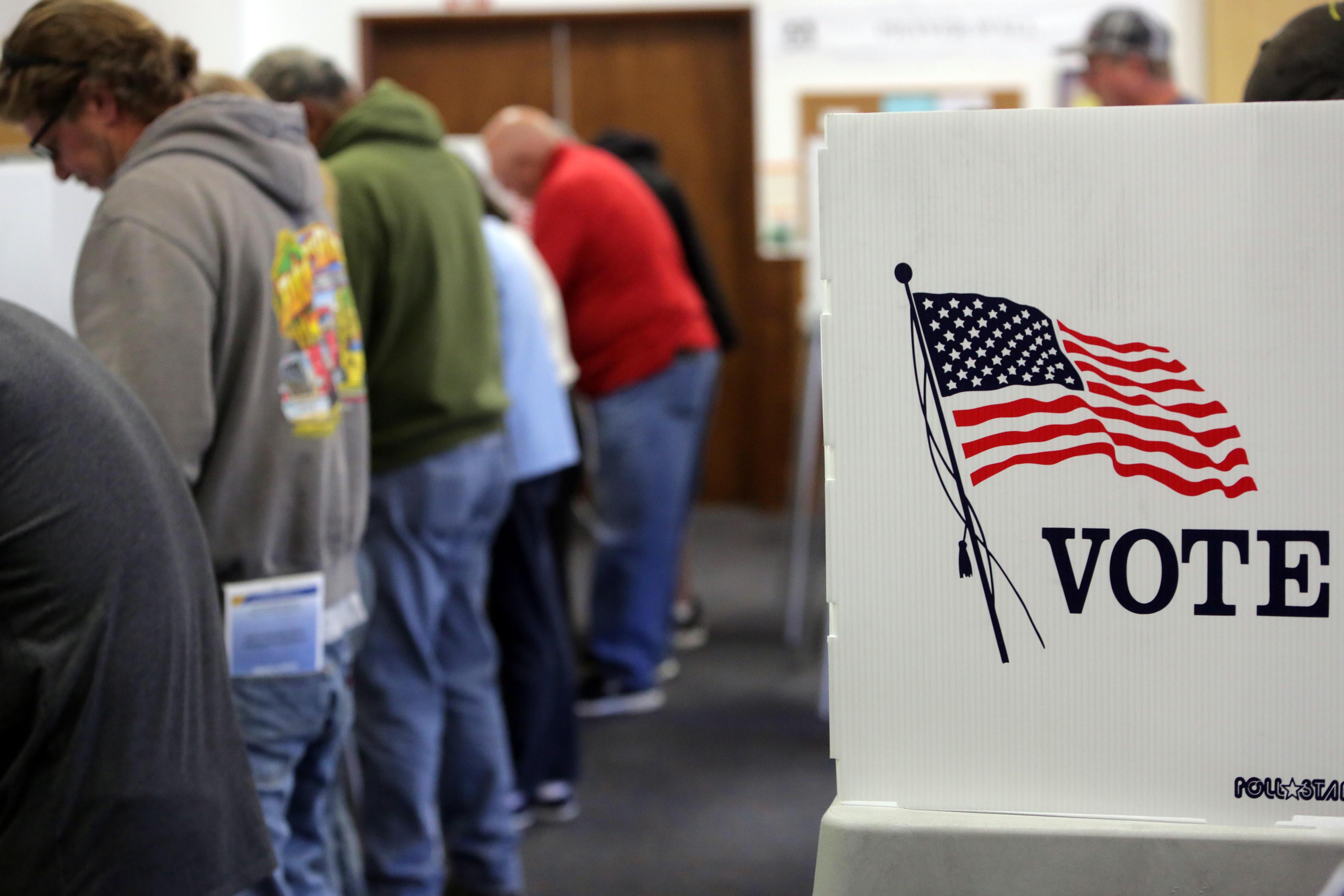 Voter data leak