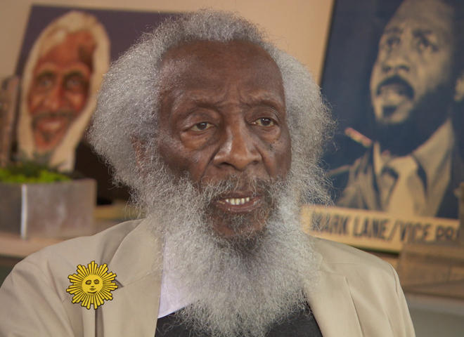 Dick Gregory, comedian who found humor while confronting racism, dead at 84