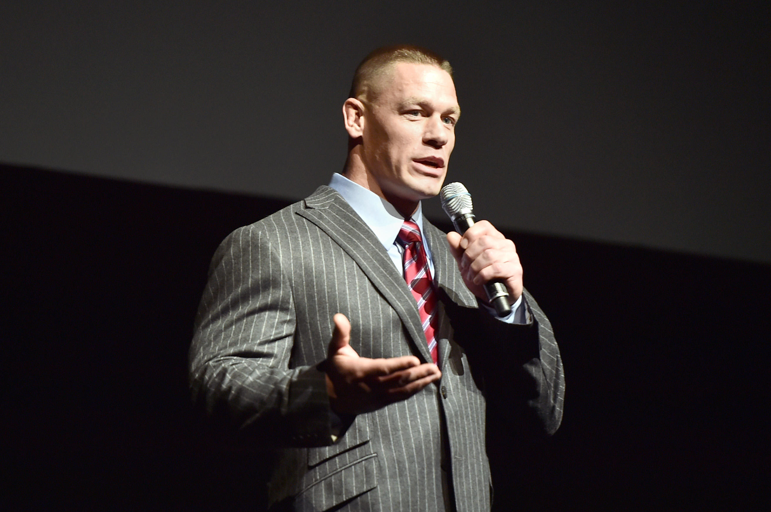 Report Ford Sues John Cena For Selling His Ford Gt Supercar