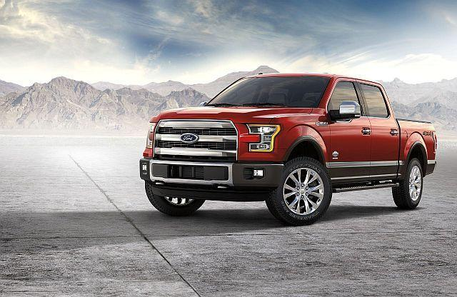 Ford To Temporarily Suspend F 150 Truck Production