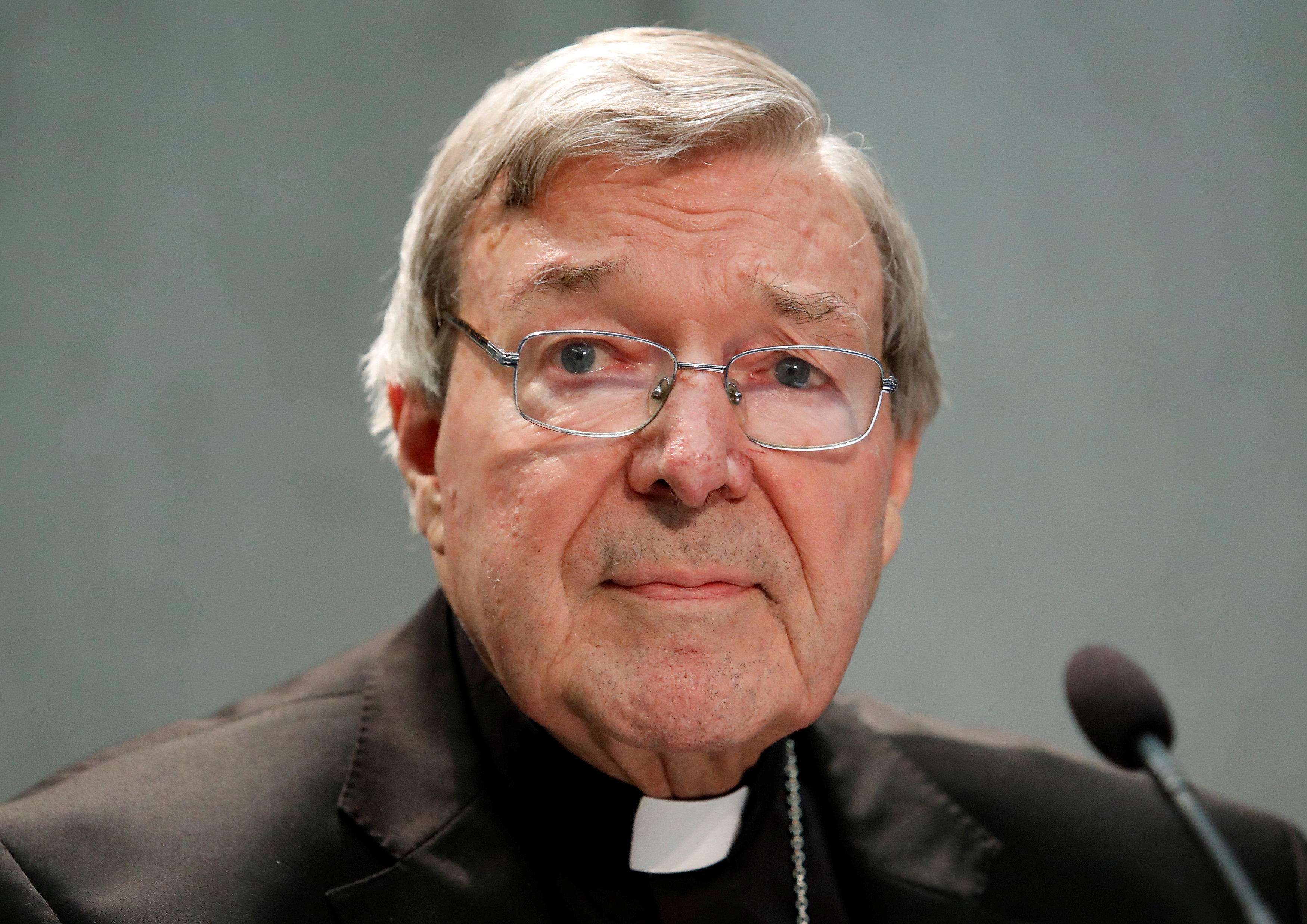 Cardinal George Pell Charged With Sexual Assault In