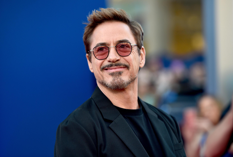 A brief description of Robert Downey Jr.'s fame