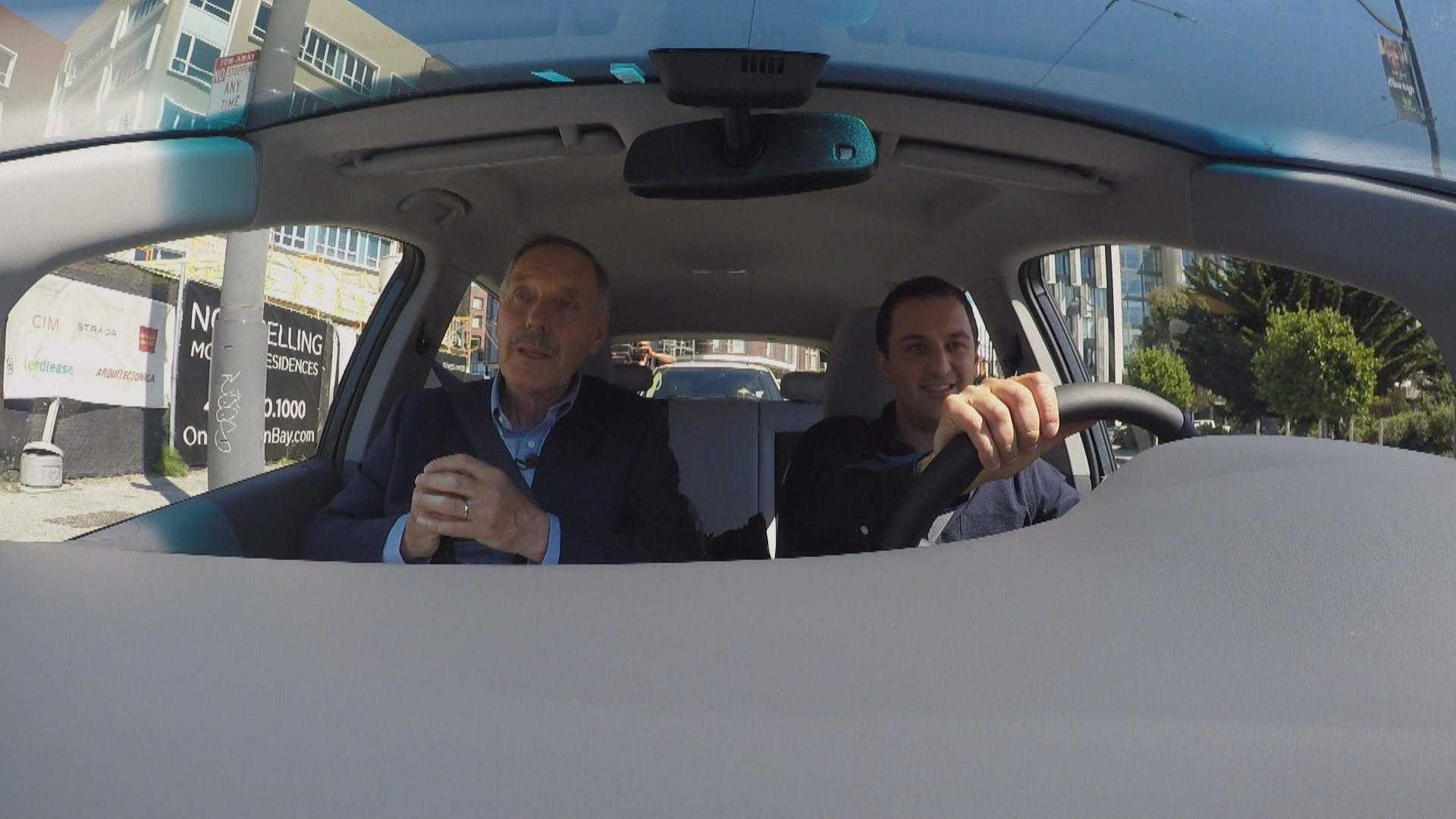 Lyft co-founder John Zimmer talks future of ride-sharing and