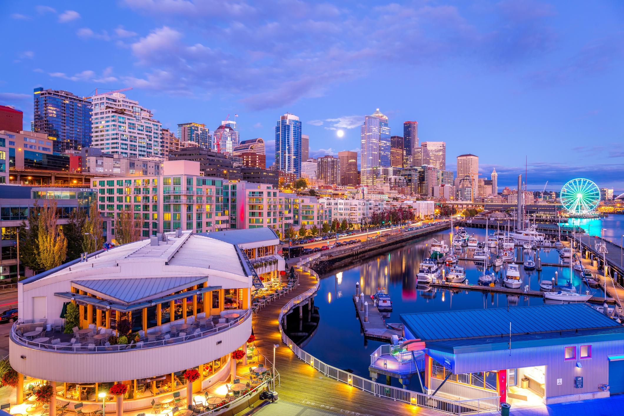 Hotels Near Port Of Seattle