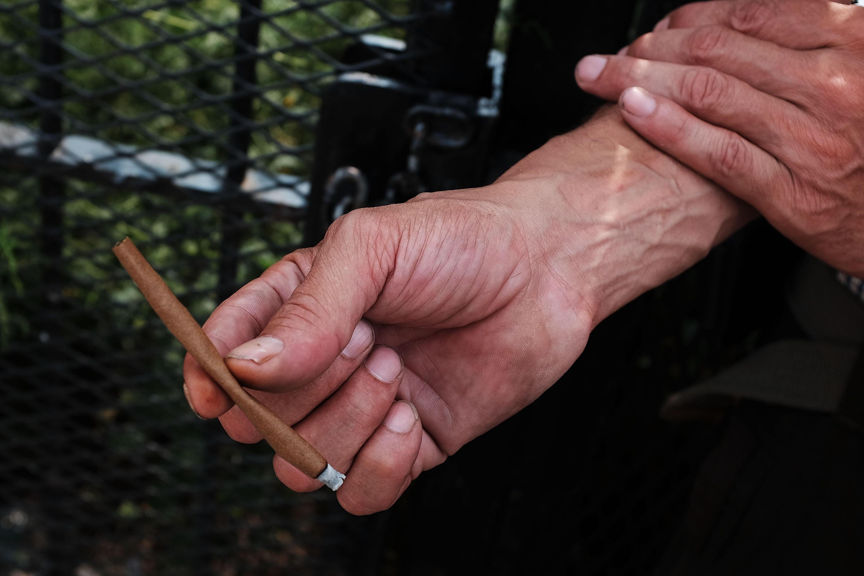 dozens od on synthetic marijuana in one town in 3