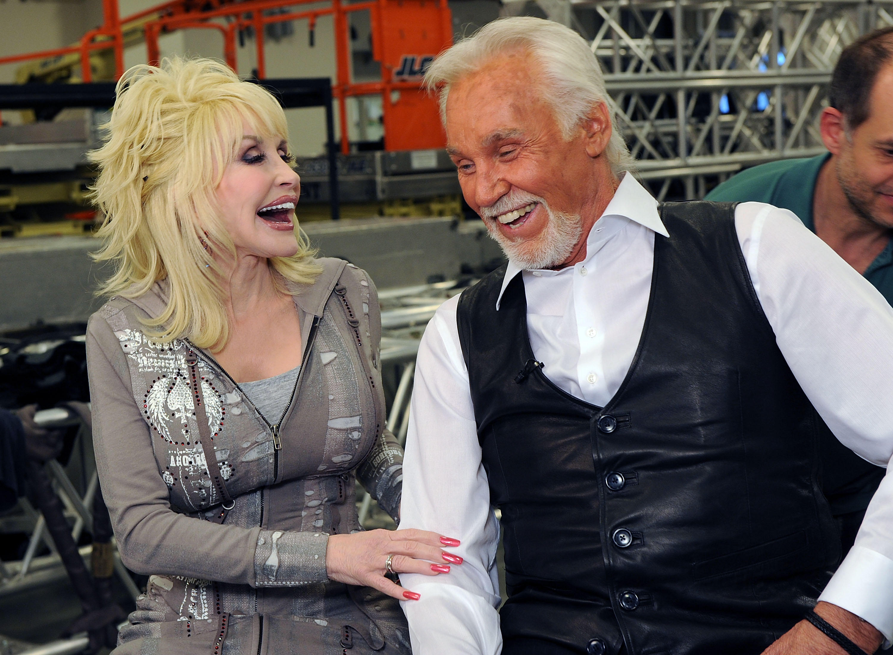 Kenny Rogers and Dolly Parton announce final performance together ...