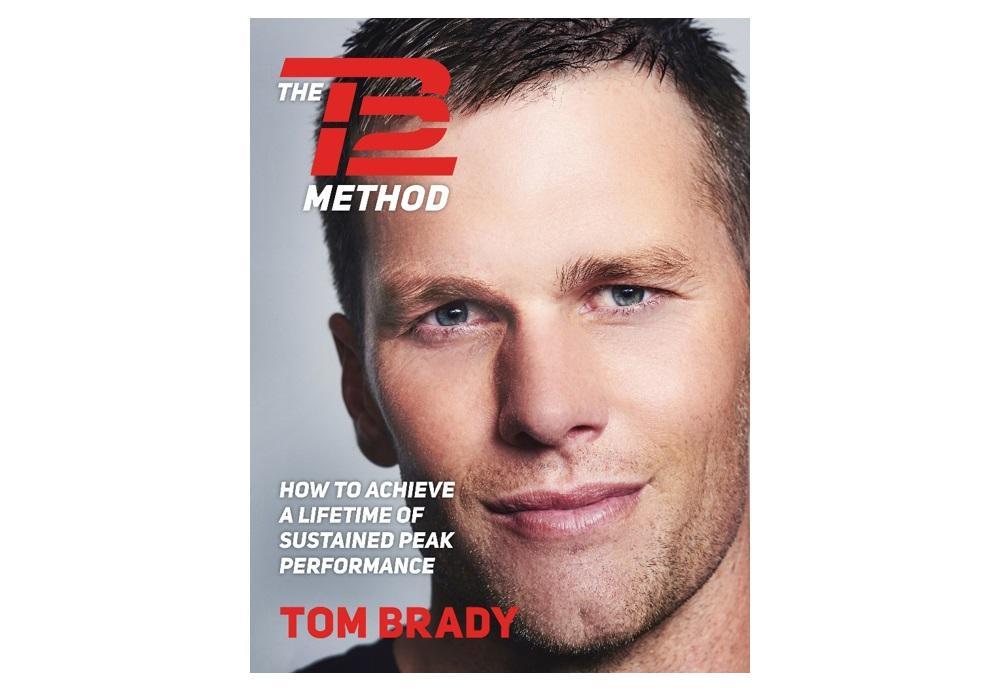 Tom Brady Cookbook Cover : Tom brady book