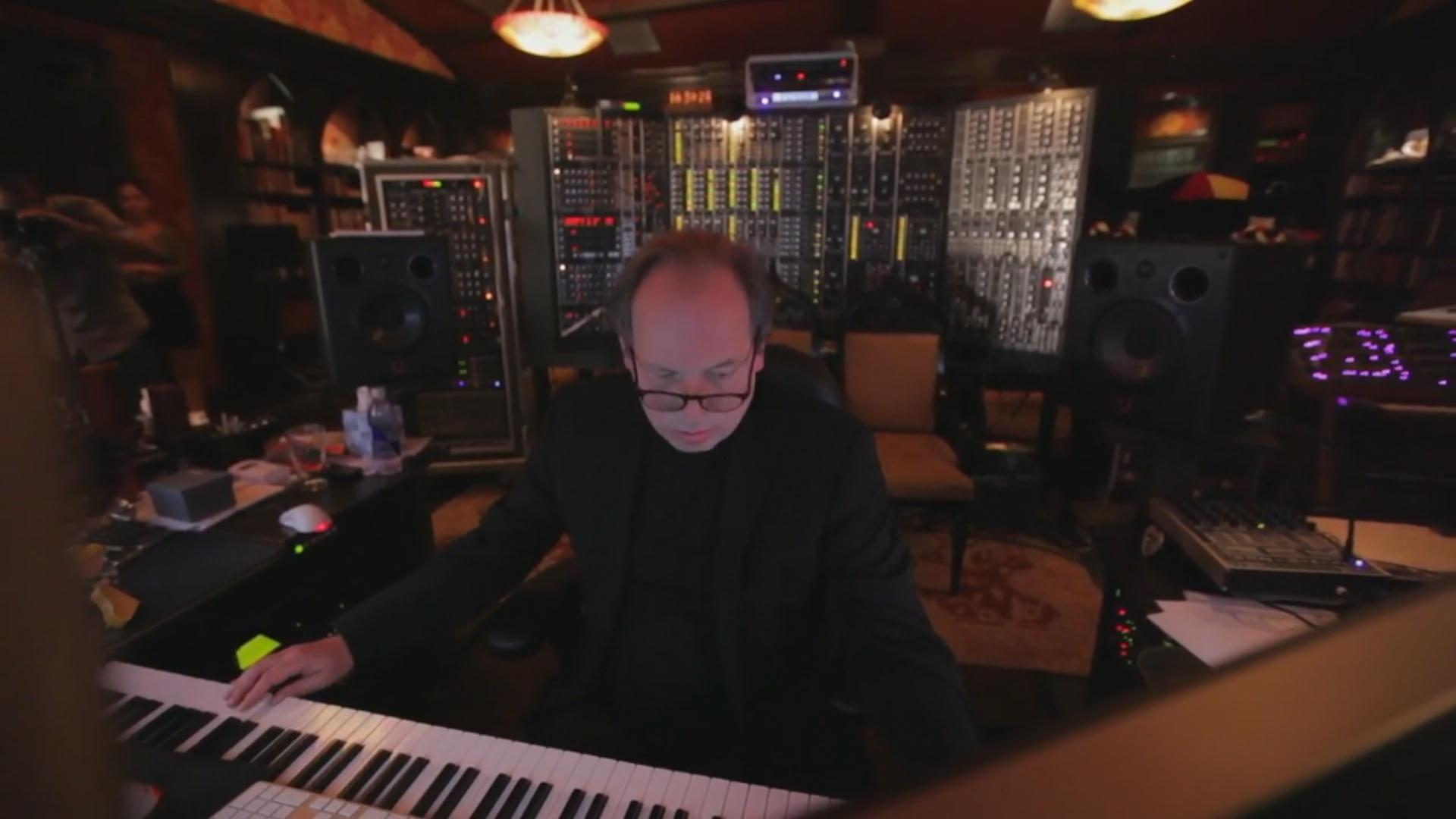 Legendary film composer hans zimmer on career and why for Hans zimmer time