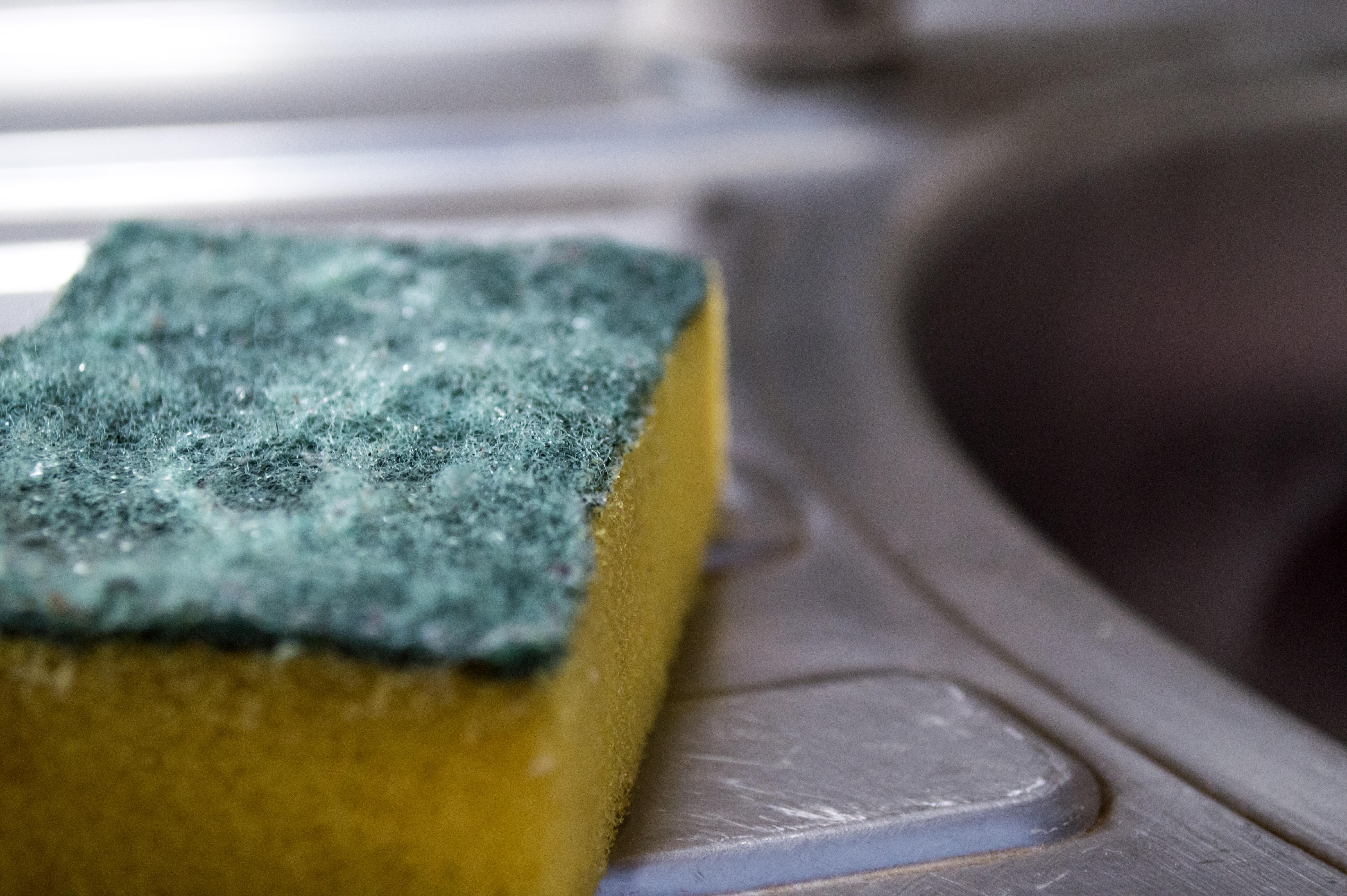 Is It Time To Replace That Germy Kitchen Sponge Cbs News