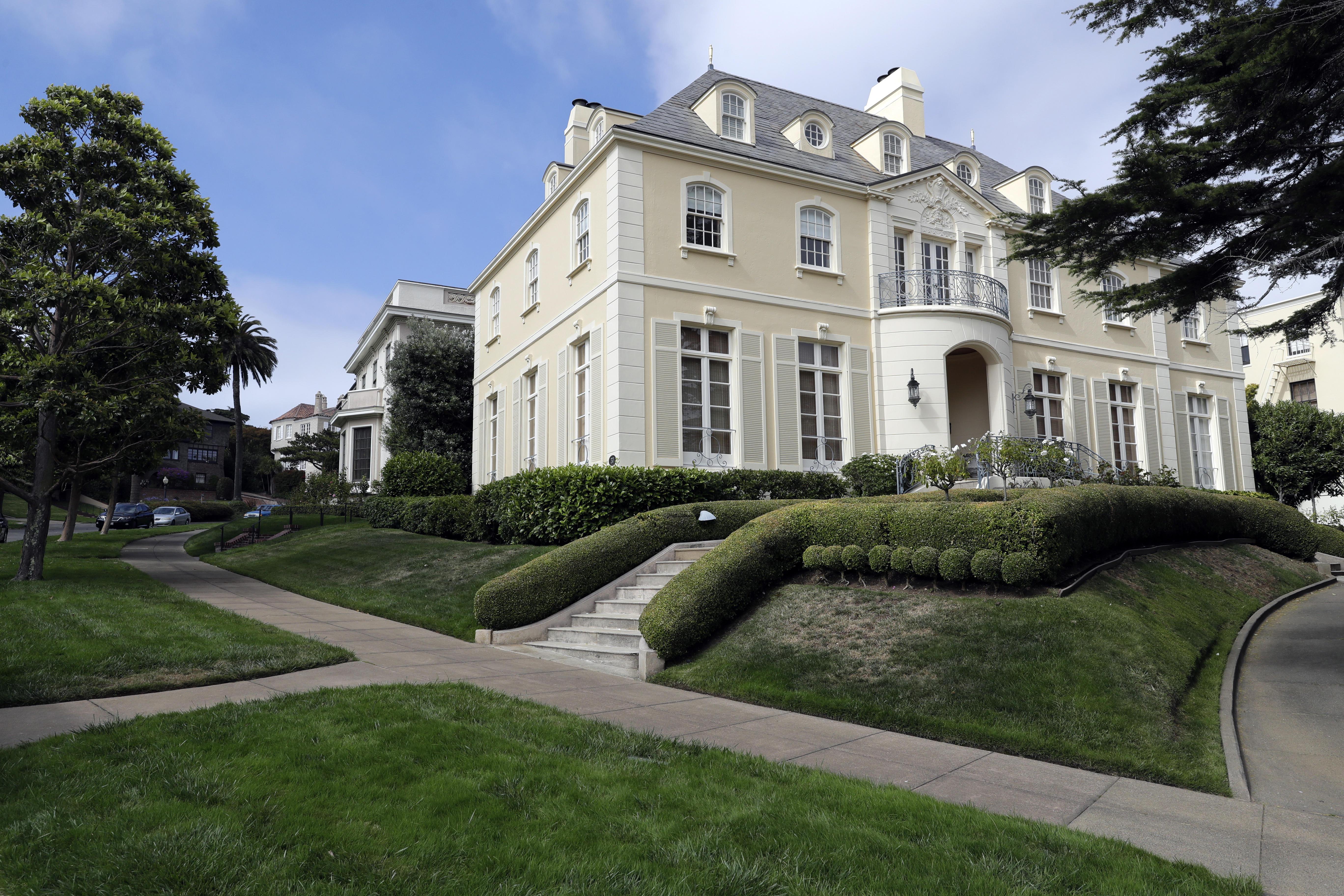 Residence Hotel San Francisco Ca