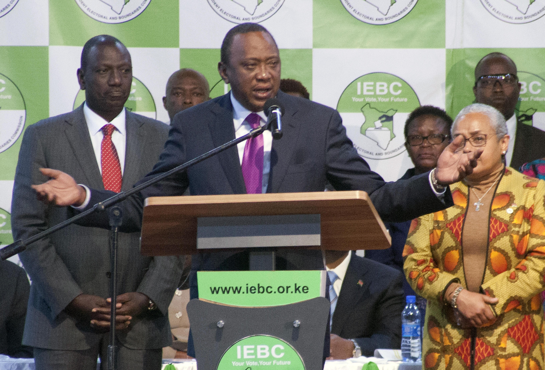High court rules on months-long Kenya leadership battle