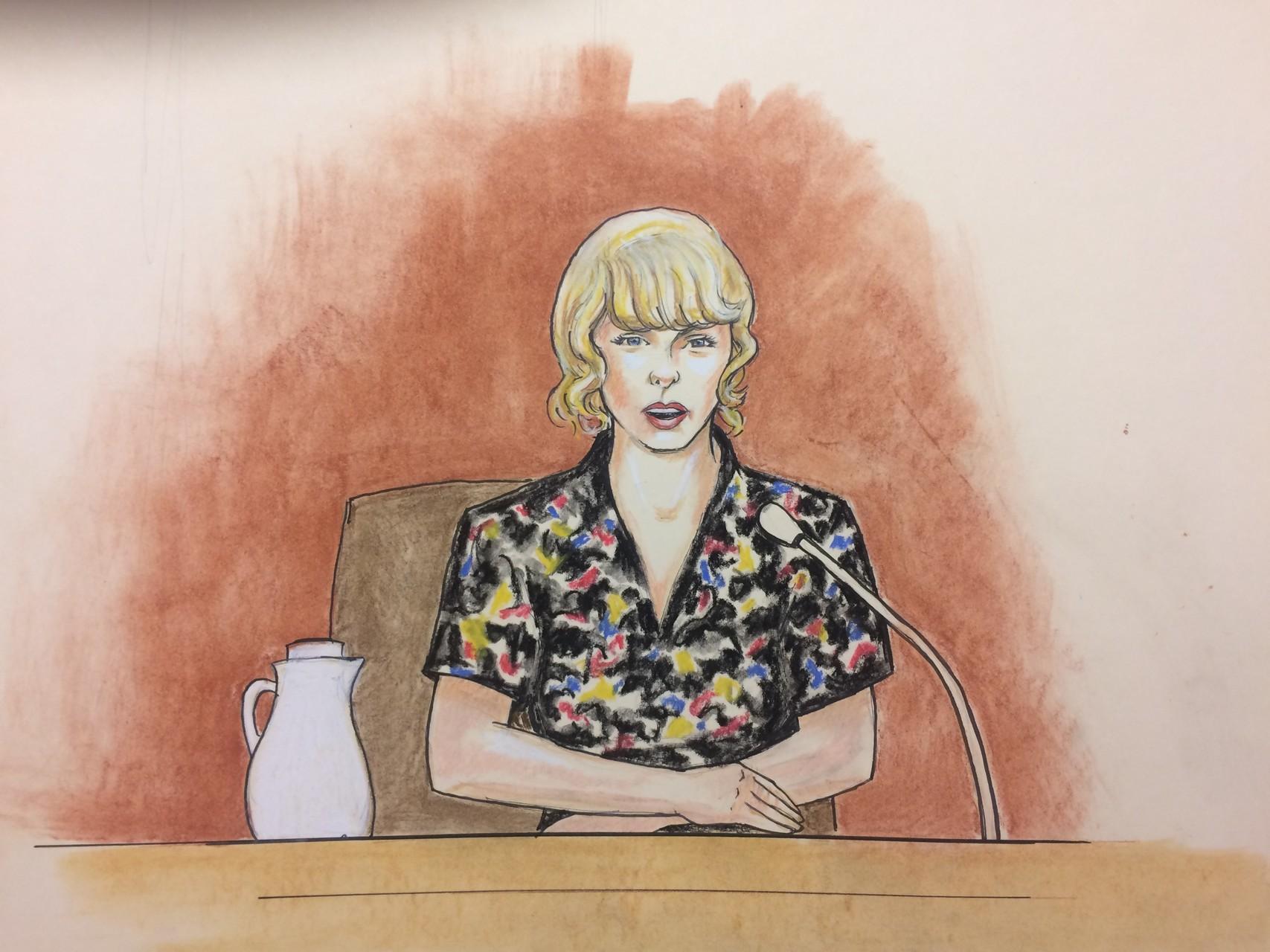 Taylor Swift Prevails As Judge Dismisses Dj S Groping Lawsuit Cbs News