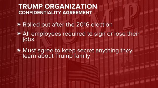 Trump Organization Employees Forced To Agree Not To Sue The Company