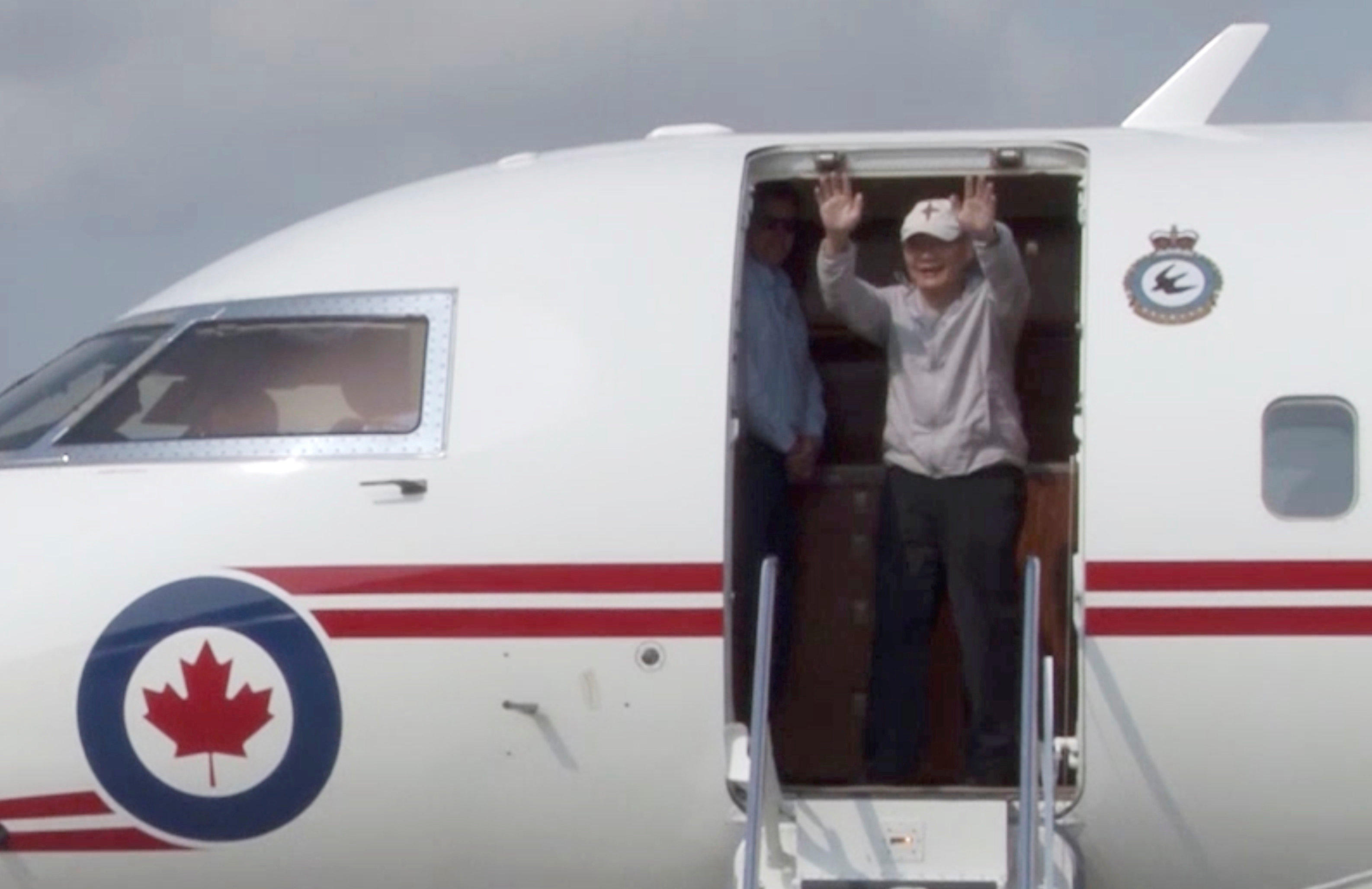 Canadian pastor arrives home after imprisoned in North Korea