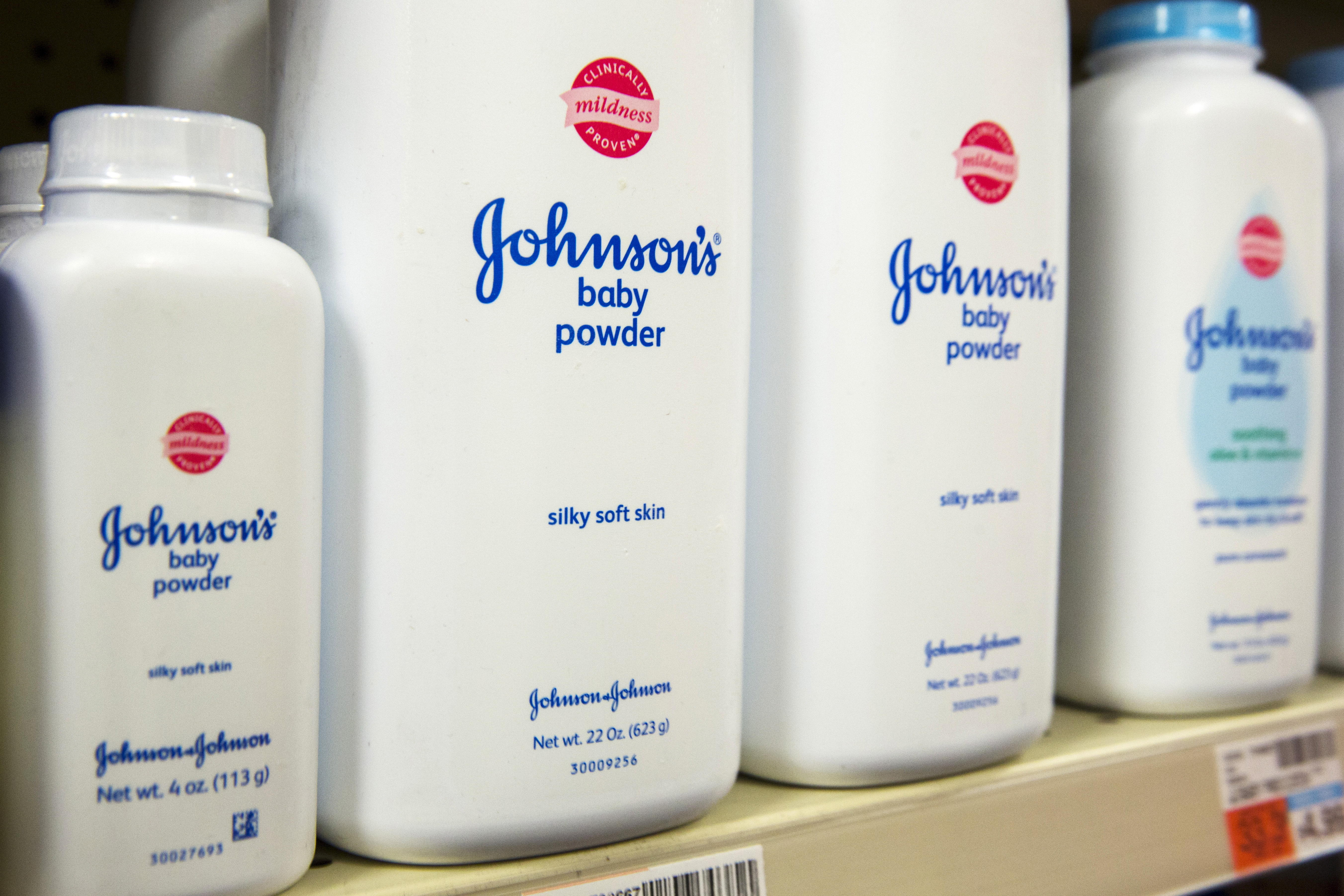Johnson Johnson Ordered To Pay 417m In Baby Powder Lawsuit Cbs News