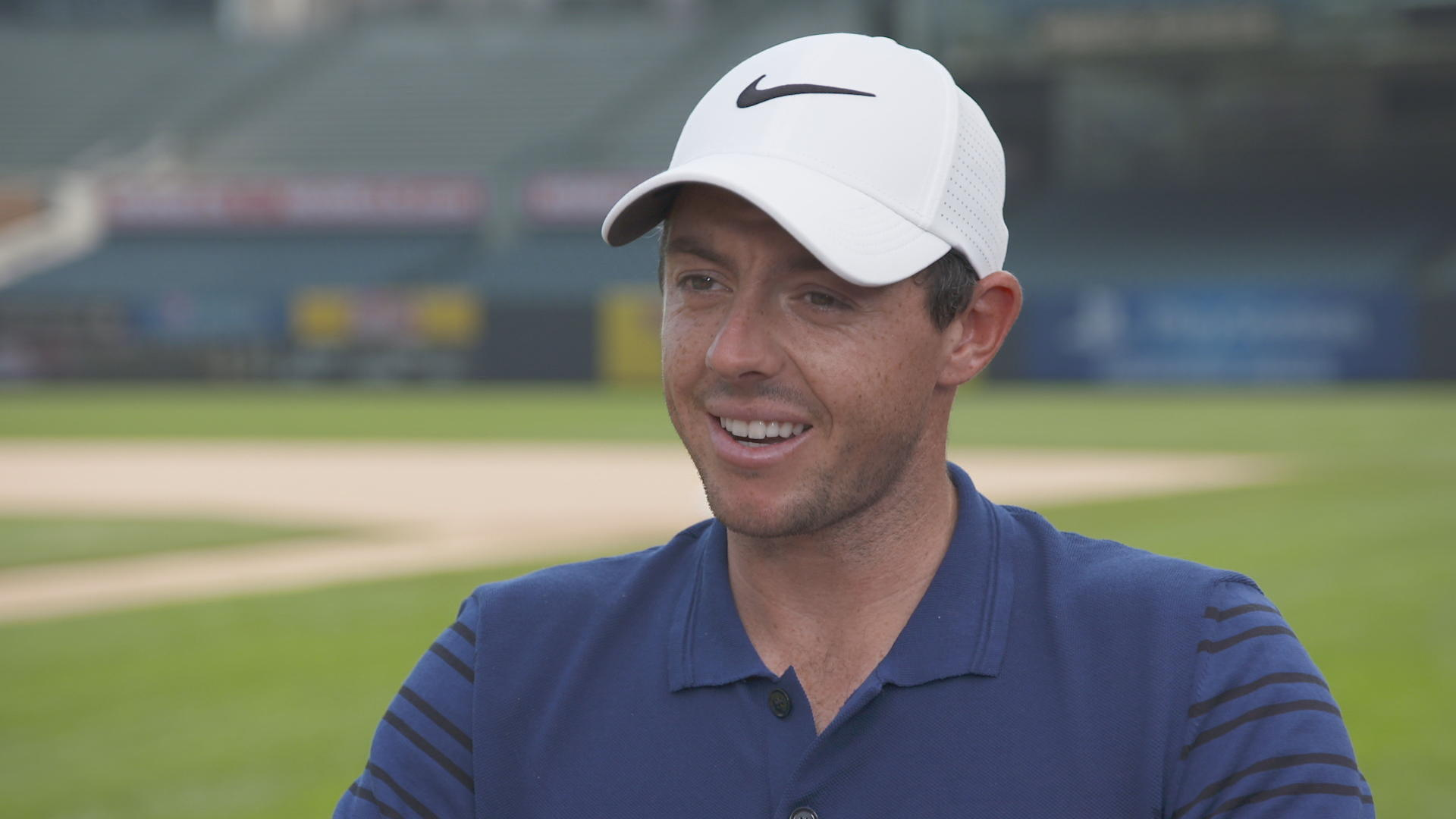 Rory McIlroy talks charity, golfing with Trump and friendship with Tiger Woods