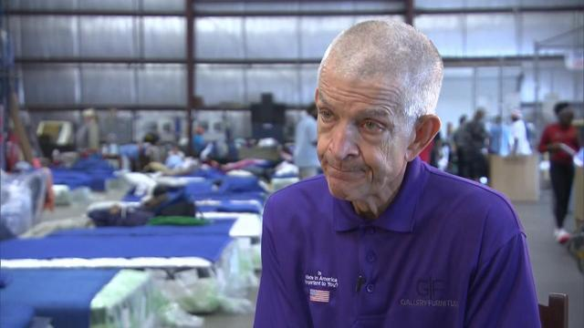 Great Mattress Mack, Houston Furniture Store Owner Offers Refuge For Houston  Flood Victims   CBS News