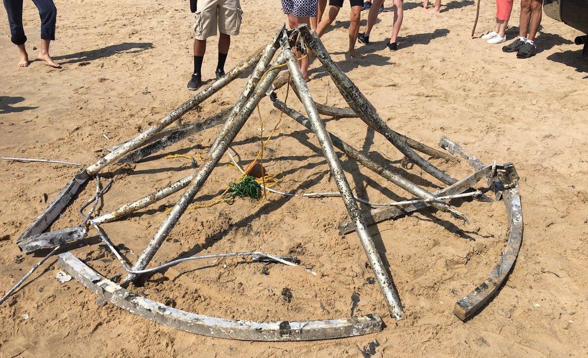 Rhode Island Beach Object
