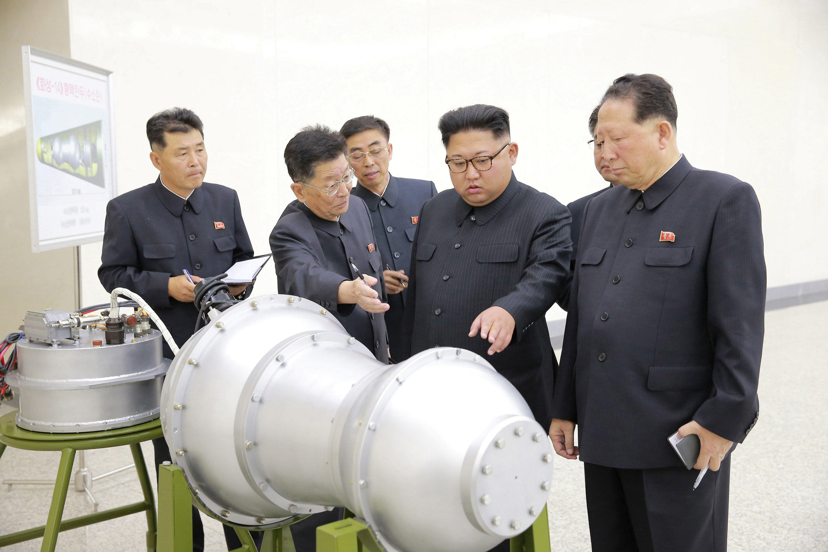 North Korea leader Kim Jong Un could have 60 nuclear weapons: South Korea  minister estimates atomic bomb count - CBS News