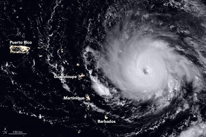 Category 6 hurricane: Irma myths - CBS News